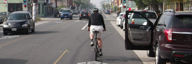 Bicyclist Behaviors & Crash Risk