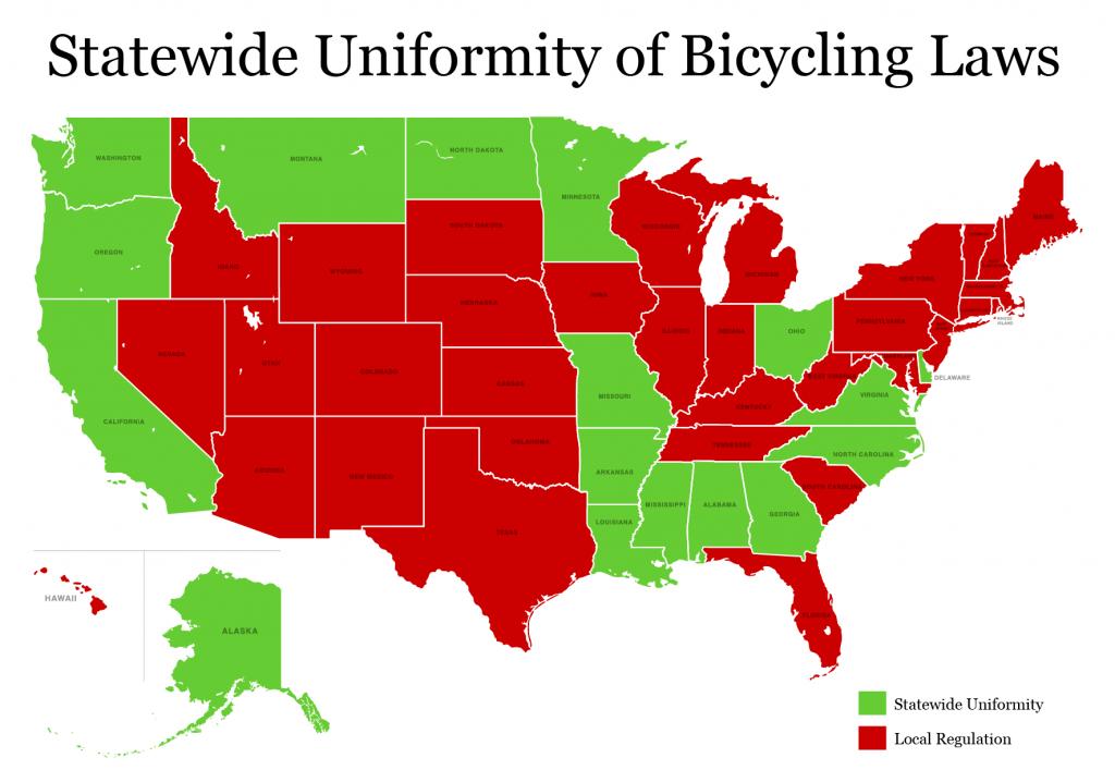uniformity map
