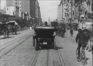San Francisco Market Street 1906