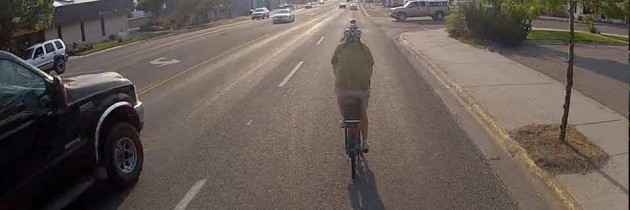 I have a dream for the future of bicycle transportation