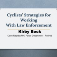 Cyclists and Law Enforcement: History and Overview