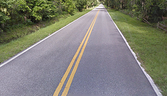 Pavement Marking – Hillsdale County Road Commission