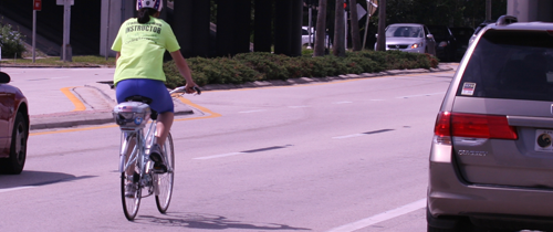 What is a Courteous Cyclist?